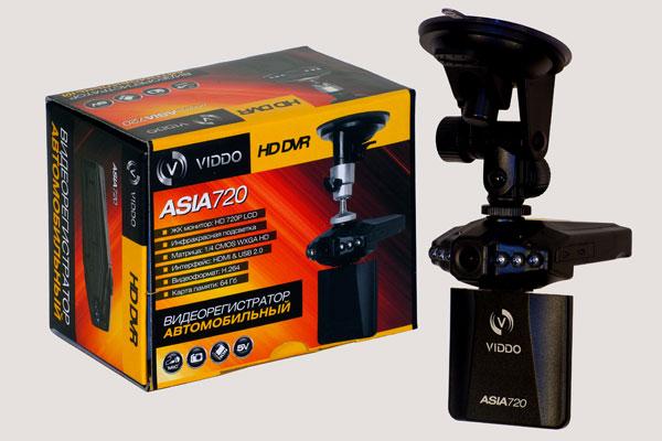 """Видеорегистратор Viddo """"Asia720"""""""