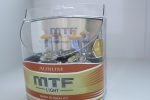 Лампа  MTF Н4 (комплект)