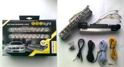 5)  Фары дневного света DRL-182P18 Ходовые огни EGOLight