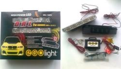 2)  Фары дневного света DRL-140Р5 Ходовые огни EGОLight