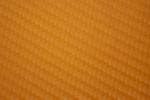 Пленка под карбон 3D Carbon Оранжевый