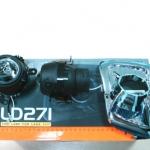 Противотуманные фары для LADA 1117 хром. Код LD271B.