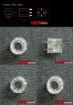 Отражатель 8-ми гранный прозрачный (Q BLOCK 2 F/L small)