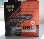 1) Фары дневного света DRL-100P18 Ходовые огни EGOLight