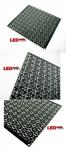 QB2-1P для 5450 черная (100 сегментов)