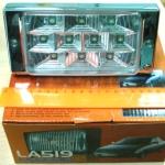 ПТФ для LADA 2110-2116 хром со светодиодами. Код PL519DLЕ.