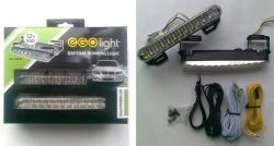 4)  Фары дневного света DRL-160P24 Ходовые огни EGOLight