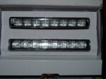 Светодиодные фары дневного света DRL-1616