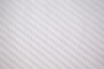 Пленка под карбон 3D Carbon Белый