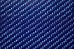 Пленка под карбон 3D Carbon Синий