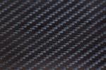 Пленка под карбон 3D Carbon Черный