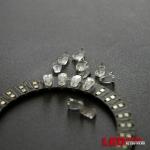 Линза для безрезисторных колец MICIRCLE под светодиоды smd 2012