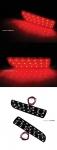 Светодиодные модули катафотов (рефлекторов) заднего бампера LADA