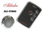 Автосигнализация Alibaba ST800 со смарт ключом и кнопкой запуска